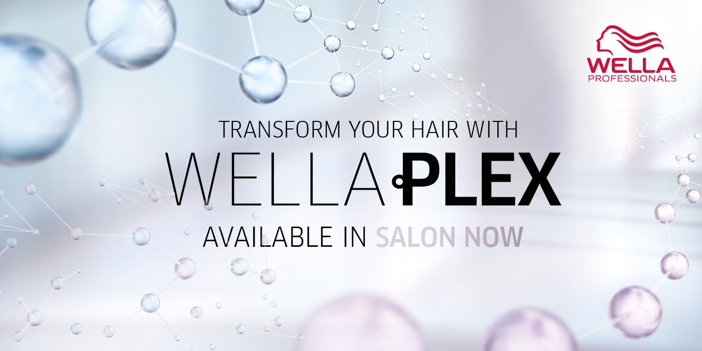 Calling all colour clients... Introducing Wellaplex!