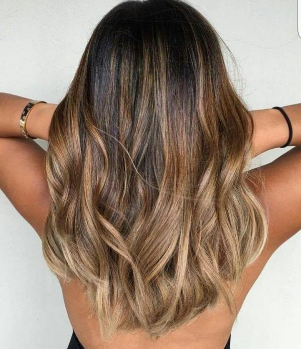 Balayage at Mosaic Hair Studio