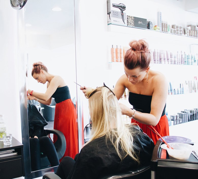 Hairdressing in St Albans