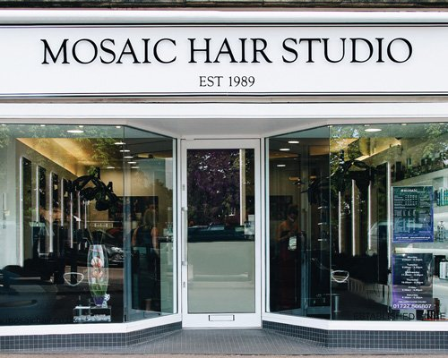 Mosaic Hairdressers London Colney